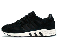 Кроссовки Мужские ADIDAS Equipment Running Support Black White