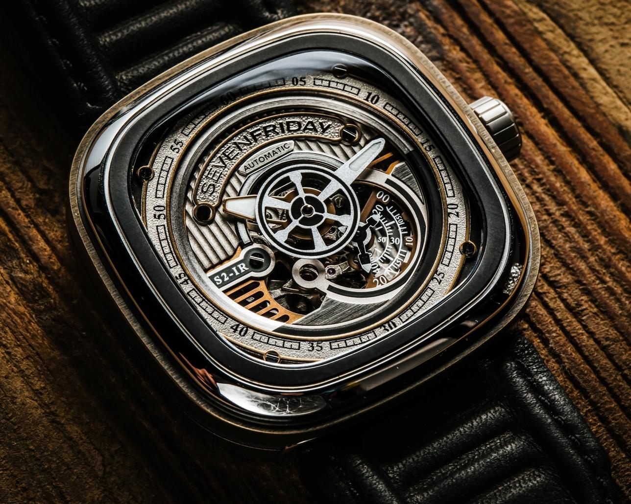 часы Sevenfriday S2/01