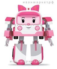 Эмбер Машинка-трансформер Робокар Поли (Robocar Poli)