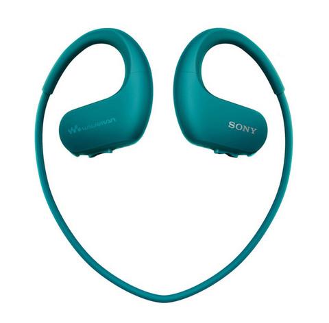 NW-WS413L MP3 плеер Sony Walkman, синий