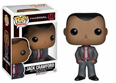 Funko POP! Hannibal Jack Crawford