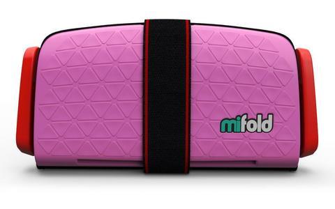 Mifold Бустер автомобильный Grab-and-Go Perfect Pink
