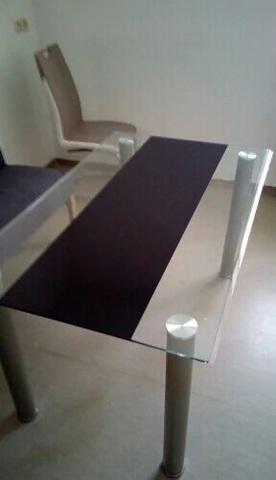 Прозрачная накладка толщина 1 мм. ширина 60 см.