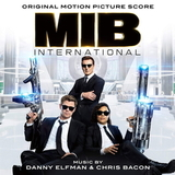 Soundtrack / Danny Elfman, Chris Bacon: Men in Black - International (LP)