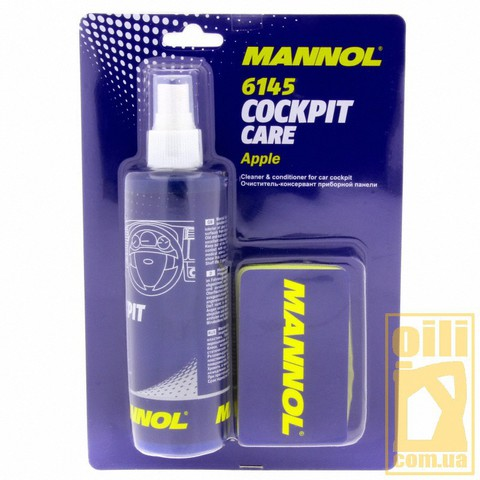 Mannol 6145 COCKPIT CARE APPLE 250ml
