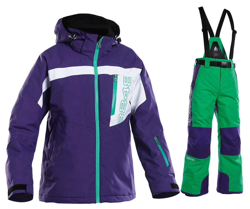 Детский горнолыжный костюм 8848 Altitude Coy/Mowat