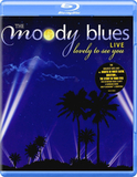 The Moody Blues / Lovely To See You Live (Blu-ray)