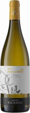 Вино Торричелла защ. геог. указ. белое сух. 0,75л  12,5% Италия