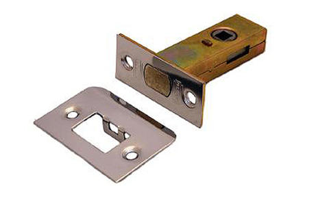 Фурнитура - Задвижка Дверная  Palidore L 7-45, цвет хром  (гарантия - 1 месяц)