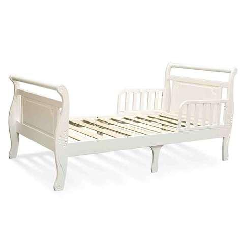 Кровать подростковая Феалта-baby Нева, белая