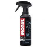 Motul E1 Wash&Wax Очиститель мототехники