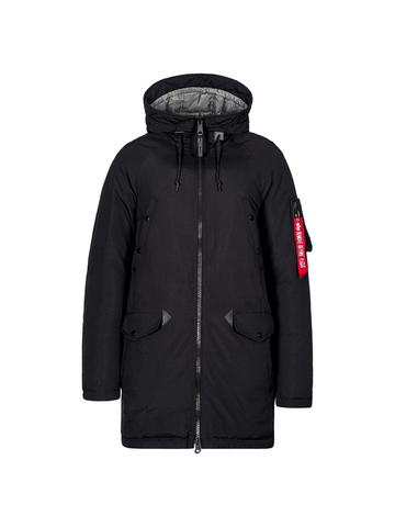 парка Alpha Industries N-3B Down Parka пуховая