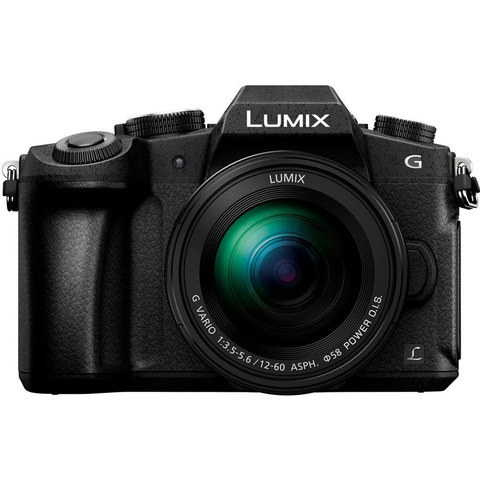 Panasonic Lumix DMC-G80 Kit 12-60mm f/3.5-5.6