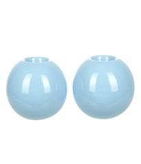 Набор подсвечников Sporvil Baloes coloridos голубой