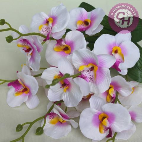 Букет Орхидеи, 5 веток, 44 см.