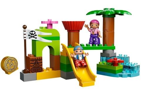 LEGO Duplo: Штаб пиратов Нетландии 10513