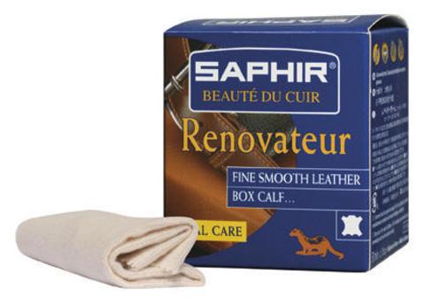 Бальзам-восстановитель для гладкой кожи,sphr0112 Saphir Renovateur