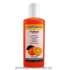 Lutticke Fusbad Orange –  Средство для ванн с ароматом апельсина (концентрат)