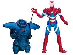 Iron Man 3 Marvel Legends Series 01 - Iron Patriot