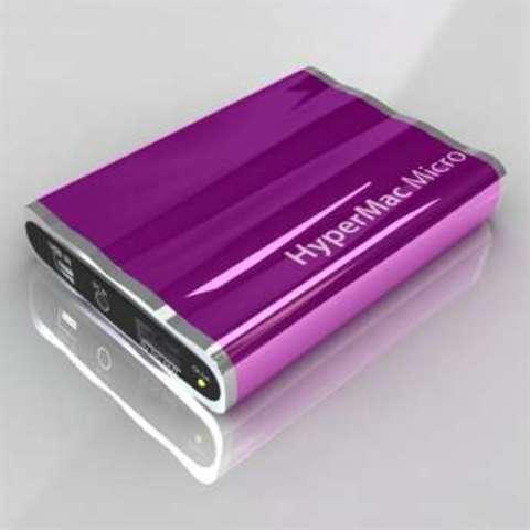 HyperMac Micro 3600mAh – внешняя батарея для iPhone/iPod (Pink)