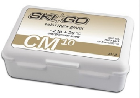 Фтористая спрессовка Skigo CM10 30 гр