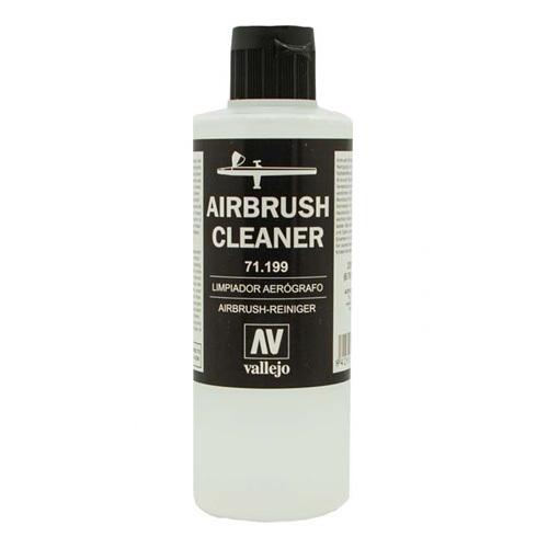 Вспомогальные жидкости 71199 Airbrush Cleaner Жидкость Промывочная для Аэрографов, 200 мл Acrylicos Vallejo 71199_Airbrush_Cleaner_Жидкость_Промывочная_для_Аэрографов_200_мл_Acrylicos_Vallejo_2.jpg