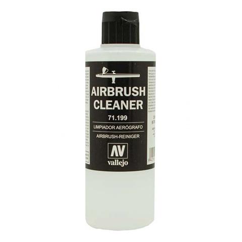 71199 Airbrush Cleaner Жидкость Промывочная для Аэрографов, 200 мл Acrylicos Vallejo