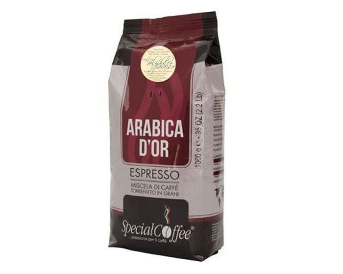 Special Coffee Arabica D'OR, 1 кг