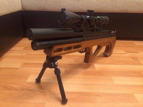 Модератор от Sniper71 на Эдган Матадор 5,5 короткий