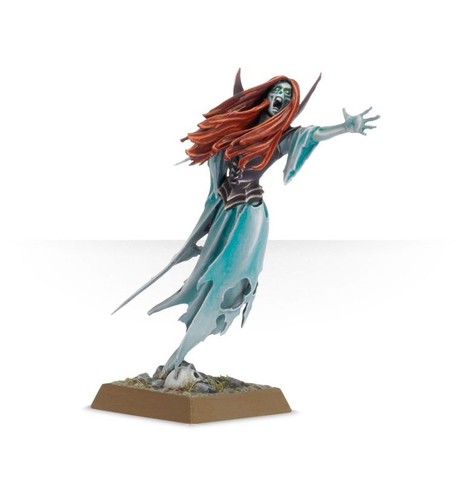 VAMPIRE COUNTS: TOMB BANSHEE