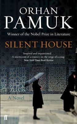 Kitab Silent House | Orhan Pamuk