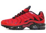 Кроссовки Женские Nike Air Max Plus (TN) All Black Red