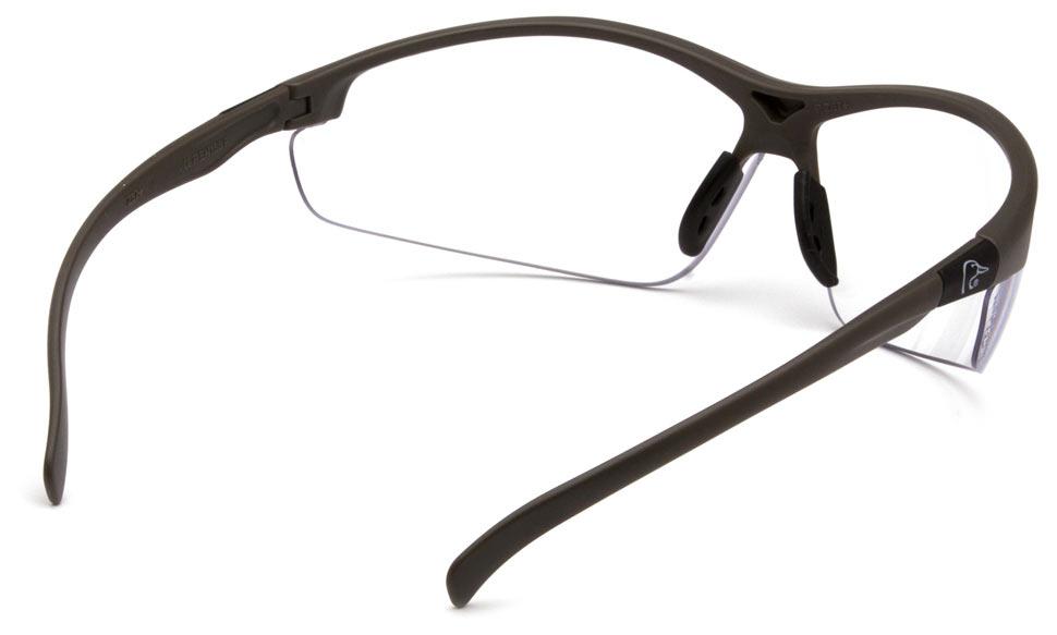 Очки баллистические стрелковые Pyramex Forum VGSB6610D прозрачные 96%