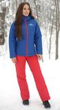 Женский утеплённый прогулочный лыжный костюм Nordski Patriot 2020