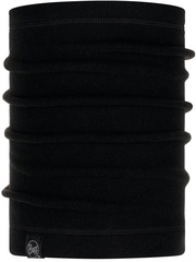Шарф-труба флисовый Buff Neckwarmer Polar Solid Black