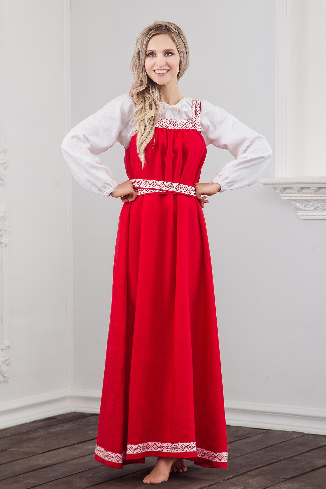 Предлагаем купить русский сарафан в интернет-магазине Иванка