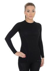 Блуза Active Wool / Утепленная / Женская / Черный