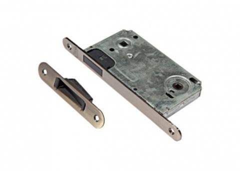 Фурнитура - Защёлка Сантехническая магнитная Palidore L2090, цвет бронза