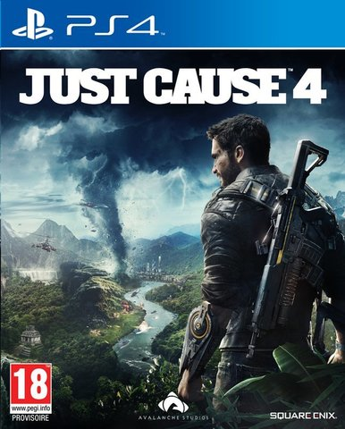 PS4 Just Cause 4 (русская версия)