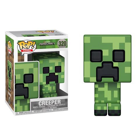 ФИГУРКА FUNKOPOP! MINECRAFT «CREEPER / КРИПЕР» 320