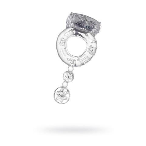 Эрекционное кольцо с вибрацией (в ассортименте)