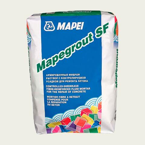 Mapei Mapegrout SF/Мапей Мапеграут СФ ремонтная смесь наливного типа для ремонта бетонных и железобетонных конструкций