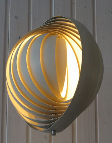 Amazing Panton Moon Lamp With Panton Moon Lamp Awesome Ideas