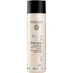 Шампунь для придания блеска волосам, Dazzling Shine Egomania,250 мл.