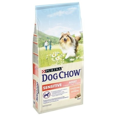 Dog Chow Sensitive 14 кг