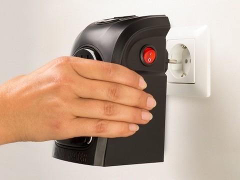 Обогреватель Handy Heater Хэнди Хитер - портативный комнатный - 400 Вт. с пультом.