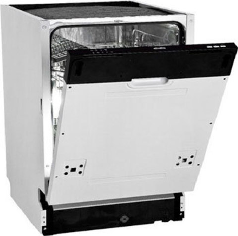 Посудомоечная машина шириной 60 см DeLonghi DDW06F Lamethysta