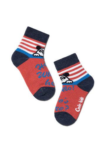 Детские носки Sof-Tiki 7С-46СП (махровые) рис. 229 Conte Kids