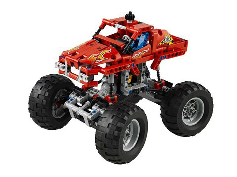 LEGO Technic: Монстрогрузовик 42005