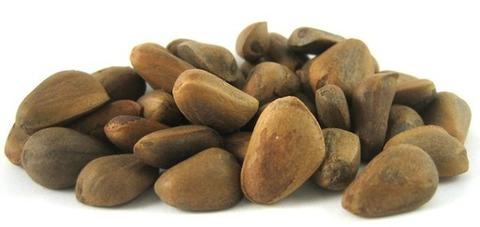 Кедровый орех в скорлупе крупный